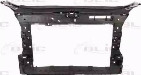 BLIC 6502-08-7515202P - Облицювання передка autocars.com.ua