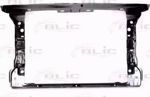 BLIC 6502-08-7535200P - Облицювання передка autocars.com.ua