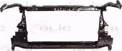 BLIC 6502-08-8116200P - Облицювання передка autocars.com.ua