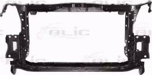 BLIC 6502-08-8117201P - Облицювання передка autocars.com.ua