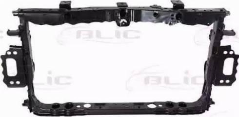 BLIC 6502-08-8118200P - Облицювання передка autocars.com.ua