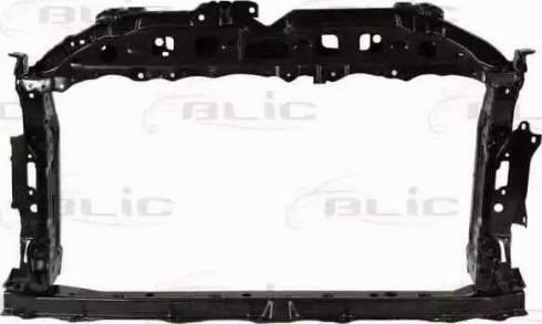 BLIC 6502-08-8155200P - Облицювання передка autocars.com.ua