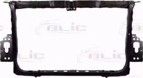 BLIC 6502-08-8179200P - Облицювання передка autocars.com.ua