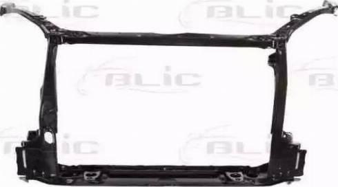 BLIC 6502-08-8179201P - Облицювання передка autocars.com.ua