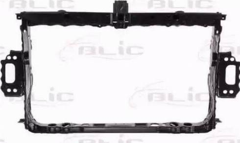BLIC 6502-08-8183201P - Облицювання передка autocars.com.ua