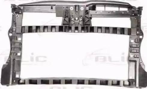BLIC 6502-08-9534201P - Облицювання передка autocars.com.ua