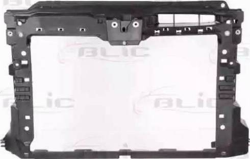 BLIC 6502-08-9535200P - Облицювання передка autocars.com.ua