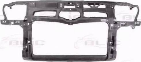 BLIC 6502-08-9543200P - Облицювання передка autocars.com.ua