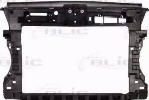 BLIC 6502-08-9545201P - Облицювання передка autocars.com.ua