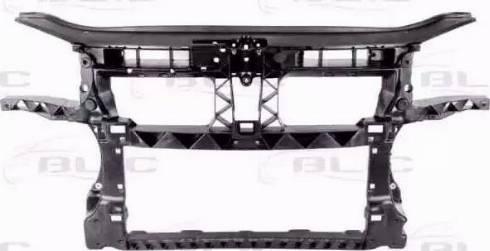 BLIC 6502-08-9545202P - Облицювання передка autocars.com.ua