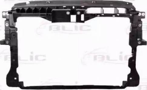 BLIC 6502-08-9548200P - Облицювання передка autocars.com.ua