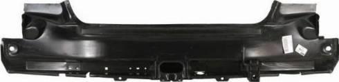 BLIC 6503-05-0535650P - Задня стінка autocars.com.ua