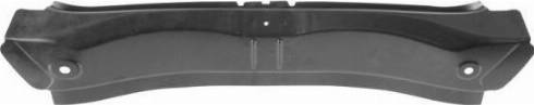 BLIC 6503-05-1303650P - Задня стінка autocars.com.ua