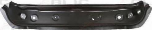 BLIC 6503-05-1303651P - Задня стінка autocars.com.ua