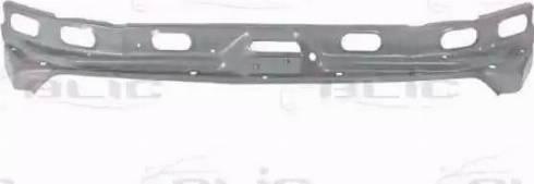 BLIC 6503-05-2530650P - Задня стінка autocars.com.ua