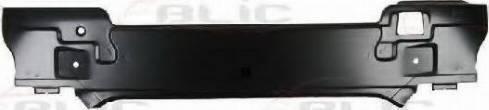 BLIC 6503-05-2563650P - Задня стінка autocars.com.ua