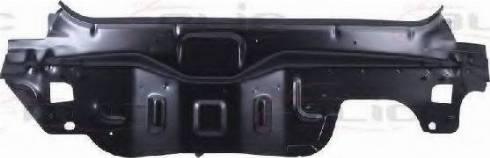 BLIC 6503-05-2564650P - Задня стінка autocars.com.ua