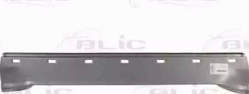 BLIC 6503-05-3546680P - Задня стінка autocars.com.ua