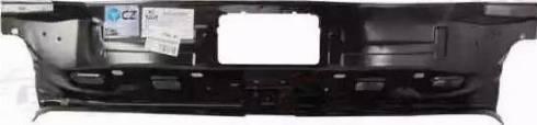 BLIC 6503-05-5023650Q - Задня стінка autocars.com.ua