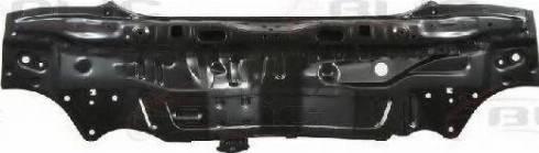 BLIC 6503-05-8155650P - Задня стінка autocars.com.ua