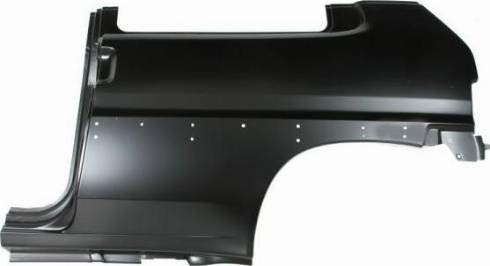 BLIC 6504-01-0518511P - Крило autocars.com.ua