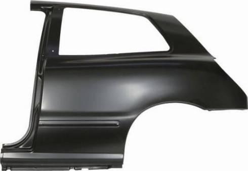 BLIC 6504-01-2026511P - Крило autocars.com.ua