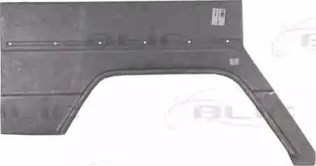 BLIC 6504-01-3501572P - Крило autocars.com.ua