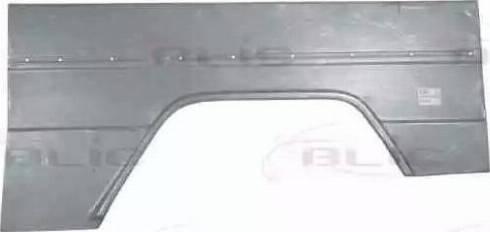 BLIC 6504-01-3501585P - Крило autocars.com.ua