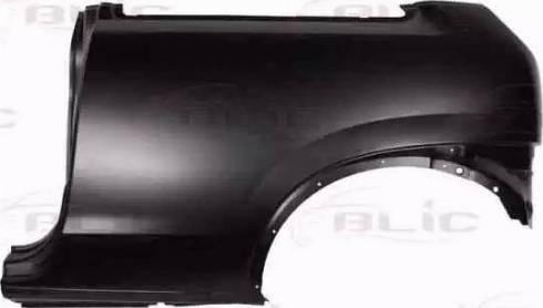 BLIC 6504-01-5023511P - Крило autocars.com.ua