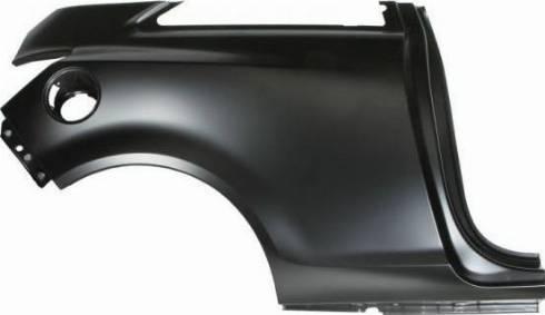 BLIC 6504-01-5024512P - Крило autocars.com.ua