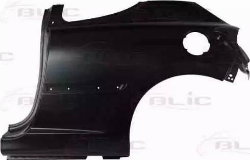 BLIC 6504-01-5508511P - Крило autocars.com.ua