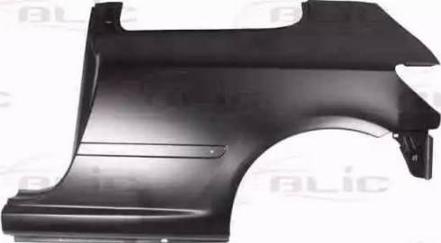BLIC 6504-01-5514511P - Крило autocars.com.ua