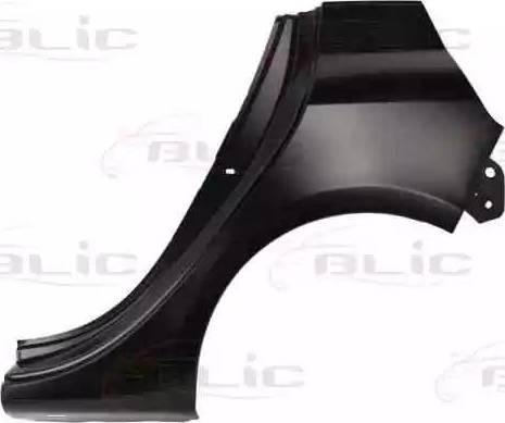 BLIC 6504-01-6033513P - Крило autocars.com.ua