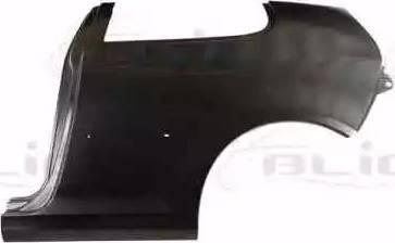 BLIC 6504-01-9524511P - Крило autocars.com.ua