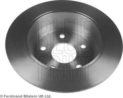 Blue Print ADA104312 - Тормозной диск autodnr.net