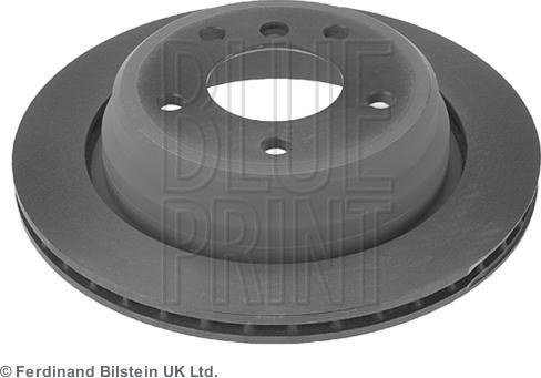 Blue Print ADB114343 - Тормозной диск autodnr.net