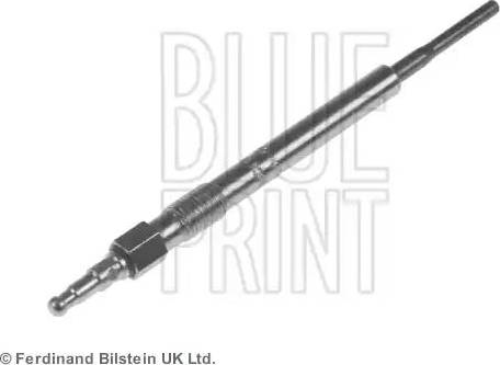 Blue Print ADC41815 - Свеча накаливания car-mod.com