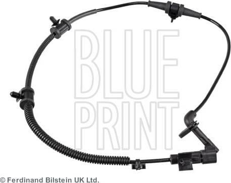 Blue Print ADG07193 - Датчик ABS, частота вращения колеса autodnr.net