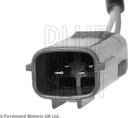 Blue Print ADM57103 - Датчик ABS, частота вращения колеса autodnr.net