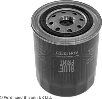 Blue Print ADN12103 - Масляний фільтр autocars.com.ua