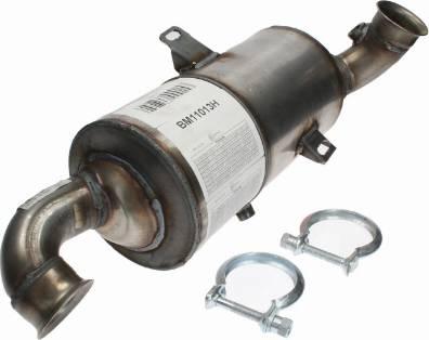 BM Catalysts BM11013H - Сажевый / частичный фильтр, система выхлопа ОГ car-mod.com