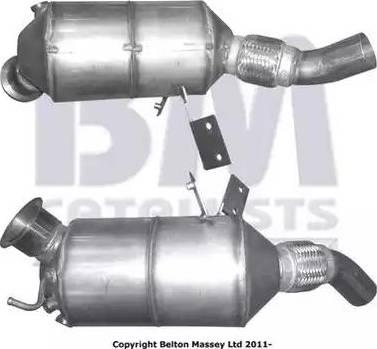 BM Catalysts BM11041H - Сажевый / частичный фильтр, система выхлопа ОГ car-mod.com