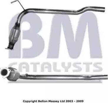 BM Catalysts BM80025H - Катализатор avtokuzovplus.com.ua