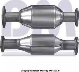 BM Catalysts BM90171H - Катализатор avtokuzovplus.com.ua