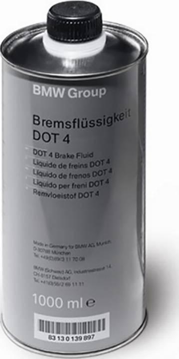 BMW 83 13 0 443 026 - Тормозная жидкость car-mod.com