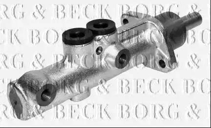 Borg & Beck BBM4662 - Главный тормозной цилиндр autodnr.net