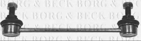 Borg & Beck BDL6447 - Тяга / стойка, стабилизатор autodnr.net