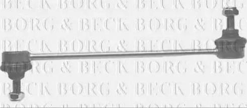 Borg & Beck BDL6546 - Тяга / стойка, стабилизатор car-mod.com