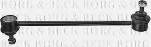 Borg & Beck BDL6559HD - Тяга / стойка, стабилизатор autodnr.net