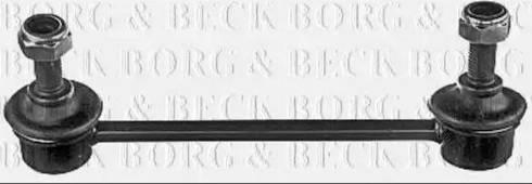 Borg & Beck BDL6966 - Тяга / стойка, стабилизатор autodnr.net